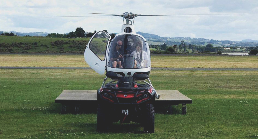 Helicopter Rides And Scenic Flights In Tauranga