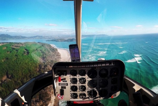 Bay Explorer Scenic Flight