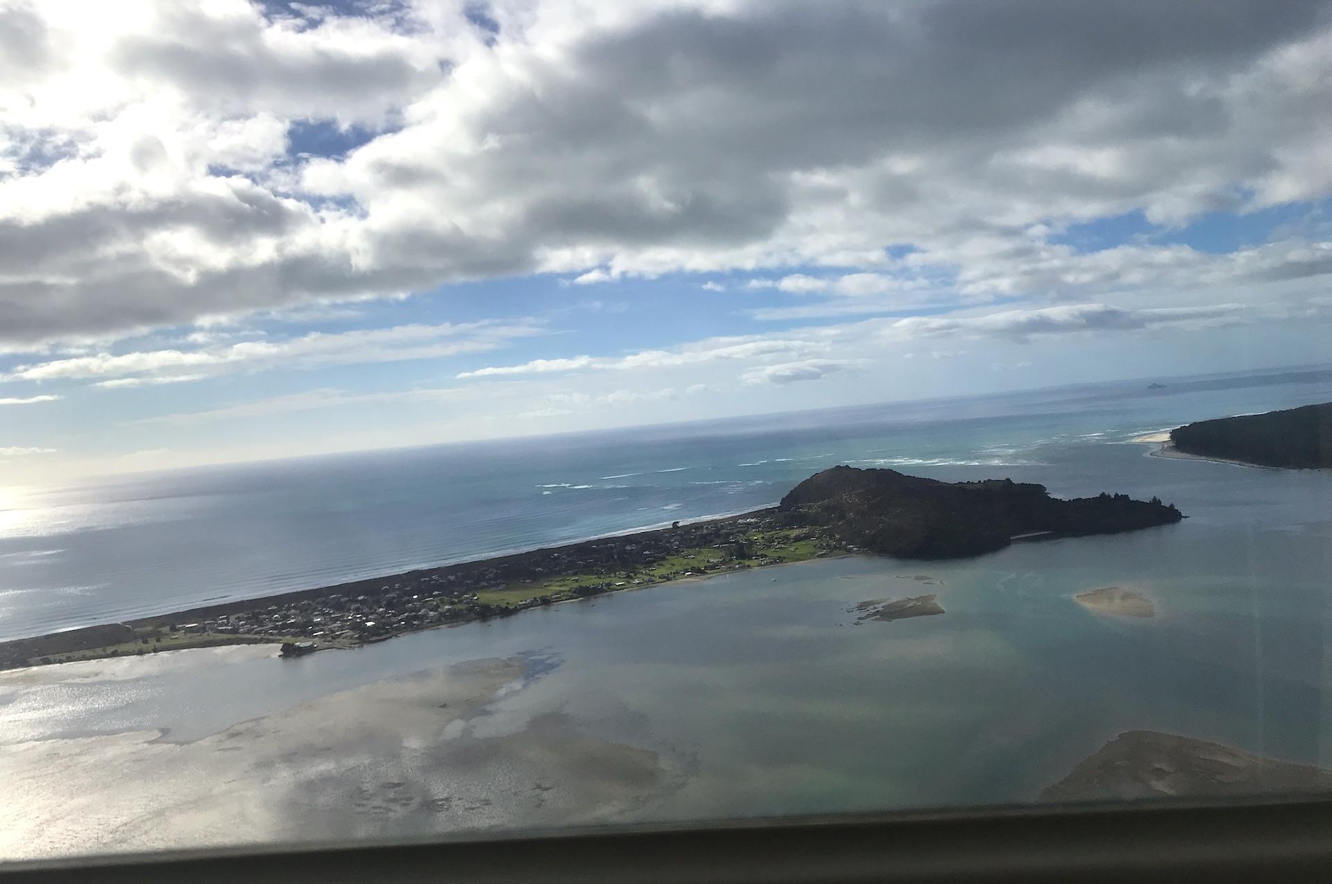 Tauranga Flight