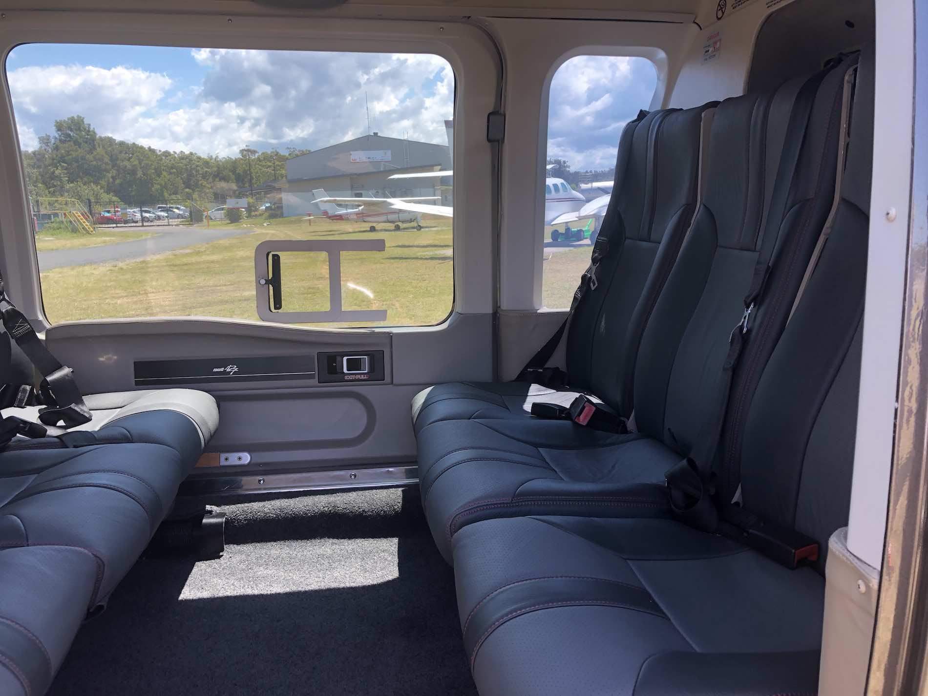 Bell 427 Charter