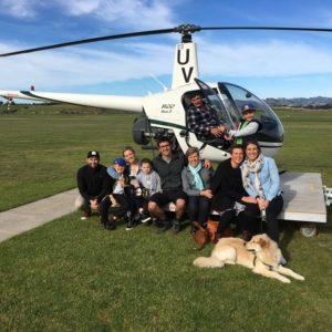 Helicopter Flight Vouchers
