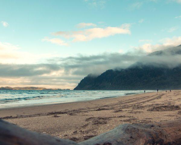 Waihi Beach scenic